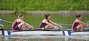 Gent, BELGIUM,  Sat,  Mornings heats,  Women's Oxford Brookes University Rowing Club,  at the 1500 meters, International Belgian Rowing Championships, Saturday 09/05/2009, [Mandatory Credit. Peter Spurrier/Intersport Images]