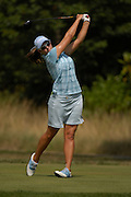 Taylore Karle during the first round of match play at the U.S. Women's Amateur at Crooked Stick Golf Club on Aug. 8, 2007 in Carmel, Ind.    ...©2007 Scott A. Miller