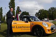 Joy Lammers - Zomerfee van de Broekkant winnaar Derby<br /> CSI Eindhoven 2015<br /> © DigiShots