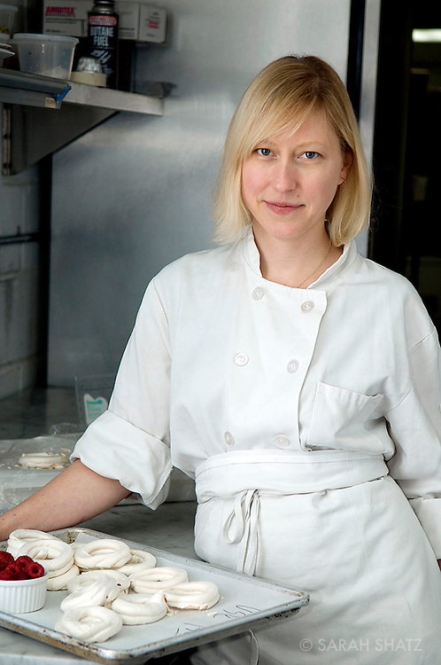 "Dalia Jurgensen, chef, author of ""Spiced"""