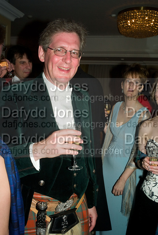 VISCOUNT DUPPLIN, The Royal Caledonian Ball 2008. In aid of the Royal Caledonian Ball Trust. Grosvenor House. London. 2 May 2008.  *** Local Caption *** -DO NOT ARCHIVE-? Copyright Photograph by Dafydd Jones. 248 Clapham Rd. London SW9 0PZ. Tel 0207 820 0771. www.dafjones.com.