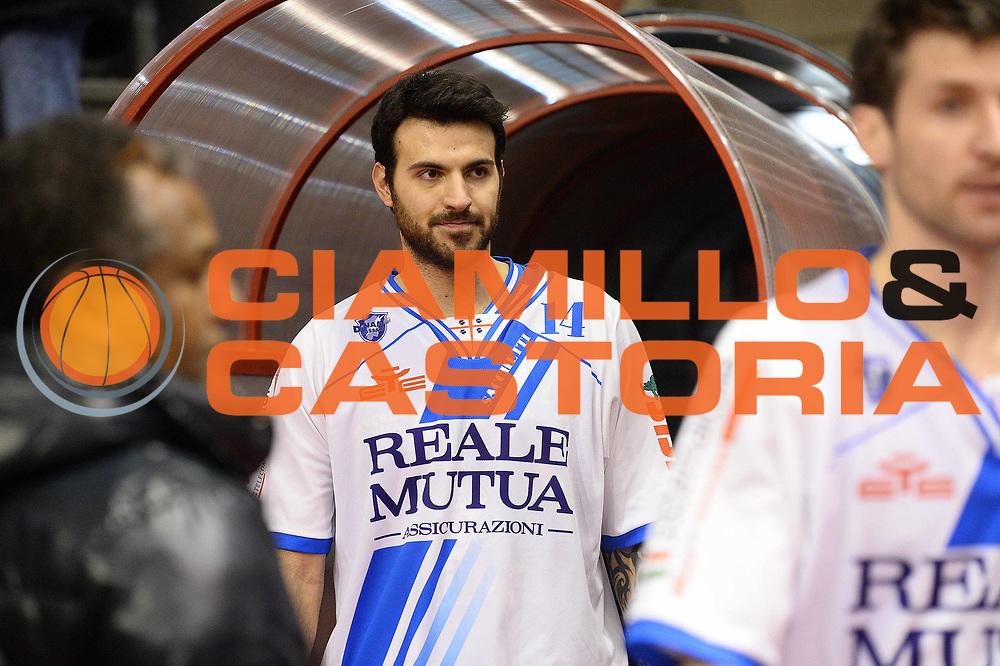 DESCRIZIONE : Pistoia Lega serie A 2013/14 Giorgio Tesi Group Pistoia Banco Di Sardegna Sassari<br /> GIOCATORE : brian sacchetti<br /> CATEGORIA : ritratto<br /> SQUADRA : Banco Di Sardegna Sassari<br /> EVENTO : Campionato Lega Serie A 2013-2014<br /> GARA : Giorgio Tesi Group Pistoia Banco Di Sardegna Sassari<br /> DATA : 02/02/2014<br /> SPORT : Pallacanestro<br /> AUTORE : Agenzia Ciamillo-Castoria/M.Greco<br /> Galleria : Lega Seria A 2013-2014<br /> Fotonotizia : Pistoia Lega serie A 2013/14 Giorgio Tesi Group Pistoia Banco Di Sardegna Sassari<br /> Predefinita :