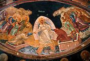 TURKEY, ISTANBUL, BYZANTINE Kariye Camii, Saint Saviour Chora frescoe