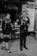 SARA PARKER BOWLES; TOM PARKER BOWLES,, The Cheltenham Festival Ladies Day. Cheltenham Spa. 11 March 2015