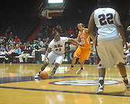"Ole Miss vs. Tennessee at C.M. ""Tad"" Smith Coliseum in Oxford, Miss. on Wednesday, February 24, 2011."