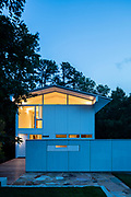 Schaeffer House | Raleigh, North Carolina | Frank Harmon Architect