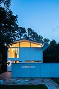 Schaeffer House | Raleigh, North Carolina | Frank Harmon Architect
