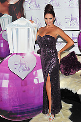 Amy Childs launches her debut fragrance 'Amy Childs' at Aura London, Thursday August 15, 2012. Photo by Chris Joseph/i-Images