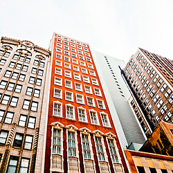 Chicago architecture buildings photo high resolution.