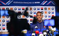 Eddy BEN AROUS  - 02.02.2015 - Conference de Presse - Equipe de France<br />Photo : Dave Winter / Icon Sport