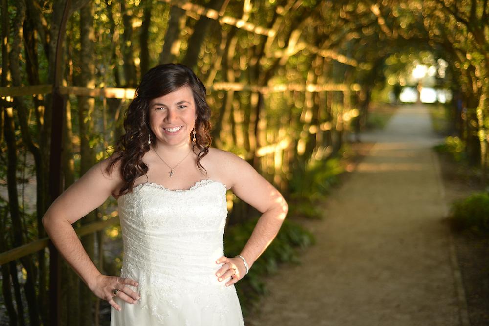 Caroline's Bridal Portrait | New Bern Photographers