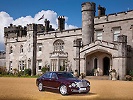 07:05:2010.The new Bentley Mulsanne at Dundas Castle..Driven by Sun Motors ed Phil Lanning....Pic:Andy Barr.07974 923919  (mobile).andy_snap@mac.com.All pictures copyright Andrew Barr Photography. .Please contact before any syndication. .