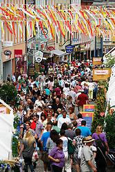 AUT, Villacher Kirchtag.04.08.2011, Stadt Villach, Villach, AUT, Villacher Kirchtag, im Bild Impressionen vom Villacher Kirchtag, EXPA Pictures © 2011, PhotoCredit: EXPA/ O. Hoeher