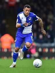 Jonson Clarke-Harris of Bristol Rovers - Mandatory by-line: Alex James/JMP - 11/01/2020 - FOOTBALL - Memorial Stadium - Bristol, England - Bristol Rovers v Doncaster Rovers - Sky Bet League One
