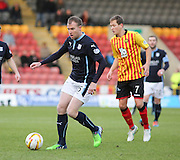 Dundee's David Clarkson - Partick Thistle v Dundee - SPFL Premiership at Dens Park<br /> <br />  - &copy; David Young - www.davidyoungphoto.co.uk - email: davidyoungphoto@gmail.com