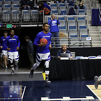 Men's Basketball: Christopher Newport University Captains vs. Swarthmore College Garnet