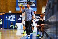 Christophe Mazel  - 08.04.2015 - Creteil / Montpellier - 20eme journee Division 1<br /> Photo : Anthony Dibon / Icon Sport