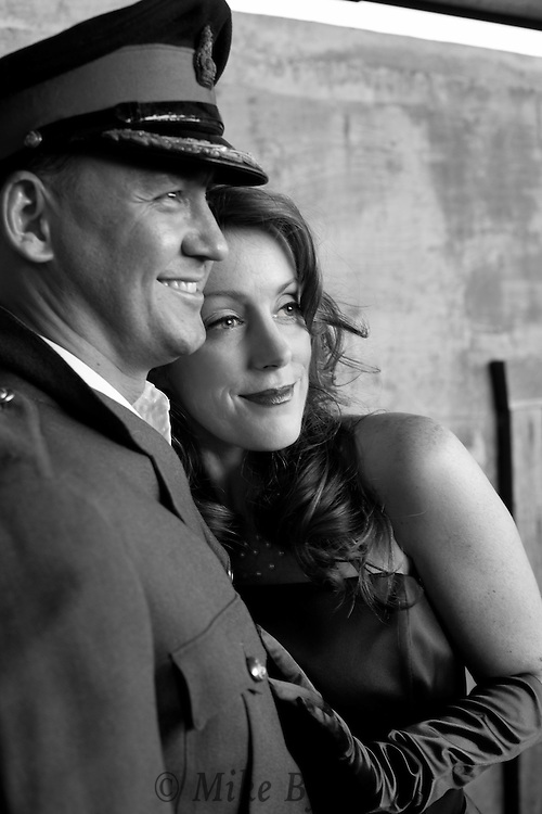 WW II Engagement Shoot, Esquimalt Naval Base.