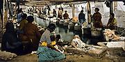 Lavanderas, (washerwomen) Mexico City circa 1885-1900. photomechanical print by  William Jackson 1843-1942 photographer