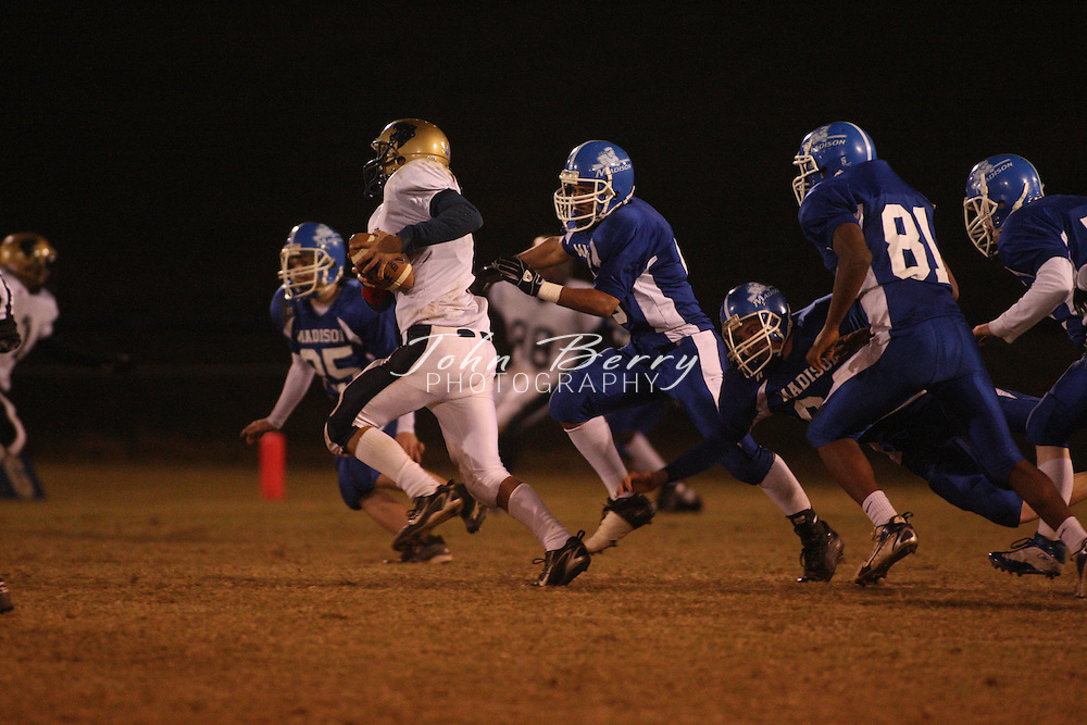 MCHS Varsity Football.vs Rappahannock.11/2/2007..