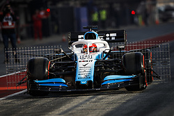 February 21, 2019 - Barcelona Barcelona, Espagne Spain - KUBICA Robert (pol), Williams Racing F1 FW42, action during Formula 1 winter tests from February 18 to 21, 2019 at Barcelona, Spain - Photo  Motorsports: FIA Formula One World Championship 2019, Test in Barcelona, (Credit Image: © Hoch Zwei via ZUMA Wire)
