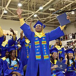 Charlotte Amalie High School Graduation