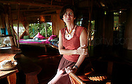 Copyright Jim Rice ©2013.<br /> Guest house owner.<br /> Tahiti.