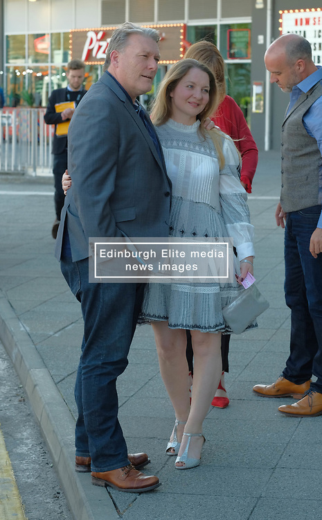 Edinburgh International Film Festival, Thursday, 21st June 2018<br /> <br /> 'EATEN BY LIONS' World Premiere<br /> <br /> Pictured:  Scottish actor Ian Pirie turned up to attend the premiere<br /> <br /> (c) Alex Todd | Edinburgh Elite media