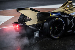 October 19, 2018 - Valencia, Spain - DS TECHEETAH Team during the Formula E official pre-season test at Circuit Ricardo Tormo in Valencia on October 16, 17, 18 and 19, 2018. (Credit Image: © Xavier Bonilla/NurPhoto via ZUMA Press)
