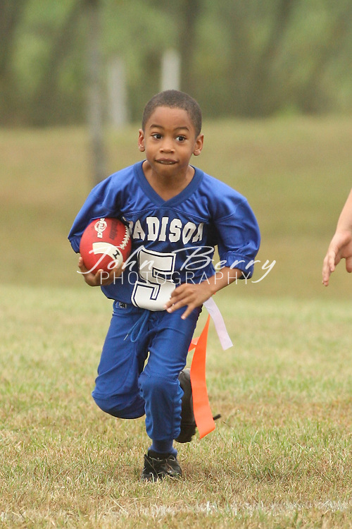 MPR Flag Football.Game Action.10/6/2007..