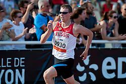ZVEREV Alexander, RUS, 400m, T13, 2013 IPC Athletics World Championships, Lyon, France