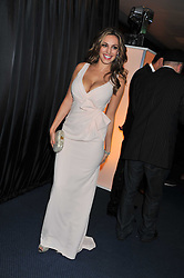 KELLY BROOK at the GQ Men of the Year 2011 Awards dinner held at The Royal Opera House, Covent Garden, London on 6th September 2011.