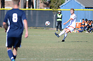 MSOC: North Carolina Wesleyan College vs. Maryville (Tenn.) (10-21-18)