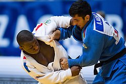 DJALO, Alpha Oumar of France competes in the elimination round on July 27, 2019 at the IJF World Tour, Zagreb Grand Prix 2019, in Dom Sportova, Zagreb, Croatia. Photo by SPS / Sportida