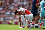 090815 Arsenal v West Ham Utd