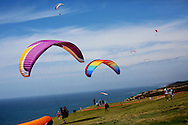 Torrey Pines Glider Port in La Jolla, CA on May 8, 2013