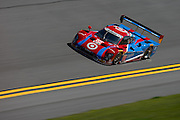 January 27-31, 2016: Daytona 24 hour: #02 Scott Dixon, Tony Kannan, Jamie McMurray, Kyle Larson, Ford Chip Ganassi Racing, Daytona Prototype