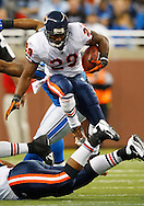 Chicago Bears running back Chester Taylor (29) (AP Photo/Rick Osentoski)