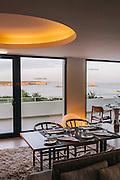 Fornaria restuarant at Memmo Baleeira hotel. Sagres, Algarve
