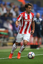 Bojan Krkic of Stoke City in action - Mandatory by-line: Jack Phillips/JMP - 29/07/2017 - FOOTBALL - Macron Stadium - Bolton, England - Bolton Wanderers v Stoke City - Pre-Season Club Friendly