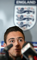 Photo: Paul Thomas.<br /> England Press Conference. 04/10/2006.<br /> <br /> Stewart Dowing.
