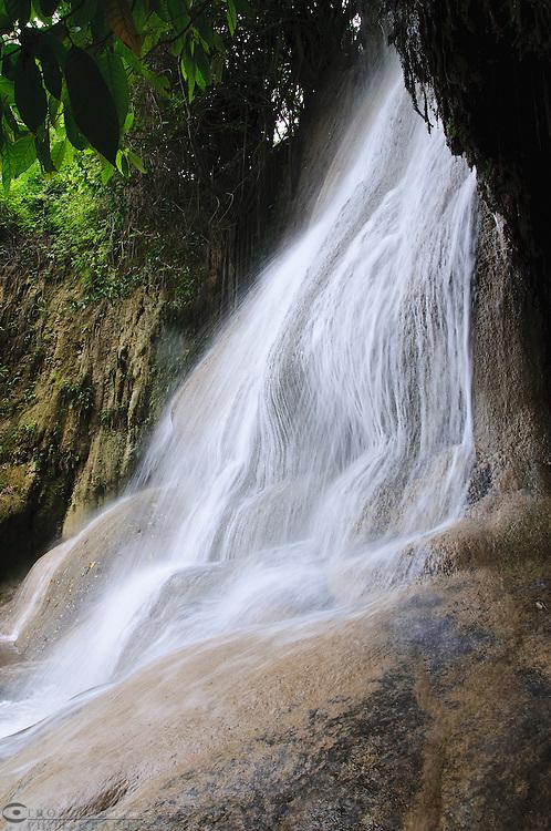 Saiyoknoi Waterfall Kanchanaburi Province Thailand