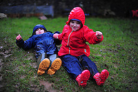Picture By Jim Wileman  09/02/2009  Relationship picture taken at Dimson Day Nursery, Dimson, Gunnislake, Cornwall.