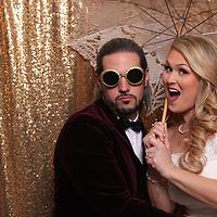 Laura & Gierri Wedding Photo Booth