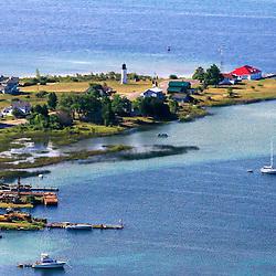 Beaver Island- Aerials