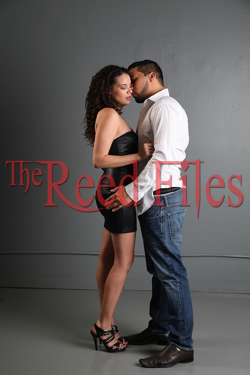 The Reed Files Ethnic Couple