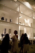 The private view of exhibition 'The House of Viktor & Rolf', at The Barbican Gallery.  London.  June 17 2008. *** Local Caption *** -DO NOT ARCHIVE-© Copyright Photograph by Dafydd Jones. 248 Clapham Rd. London SW9 0PZ. Tel 0207 820 0771. www.dafjones.com.