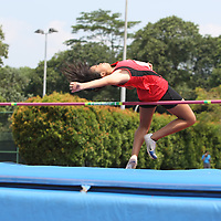 B Division Girls High Jump