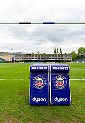 A general view of the Recreation Ground prior to the match - Mandatory byline: Patrick Khachfe/JMP - 07966 386802 - 05/05/2019 - RUGBY UNION - The Recreation Ground - Bath, England - Bath Rugby v Wasps - Gallagher Premiership Rugby