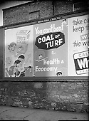 1959 - Billboards At Ringsend,Dublin.   B269.